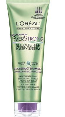 L'Oreal Everstrong Reconstruct shampoo