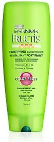 Garnier Fructis Color Resist Fortifying Cream Conditioner for Colored Hair