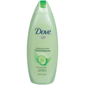 Dove Cool Moisture Refreshing Body Wash Cucumber  Green Tea