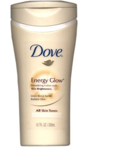 Dove Energy Glow Shimmering Lotion