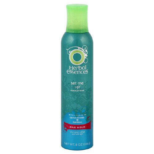 Clairol Herbal Essences Set Me Up Hairspray