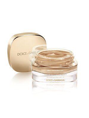 Dolce & Gabbana Perfect Finish Creamy Foundation