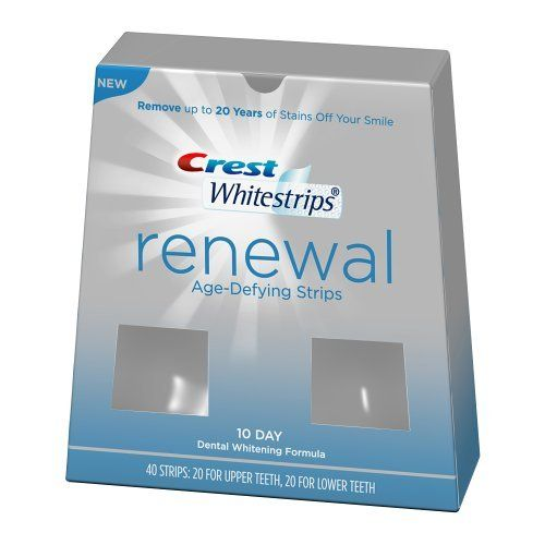 Crest Crest Whitestrips Renewal Age-Defying Strips