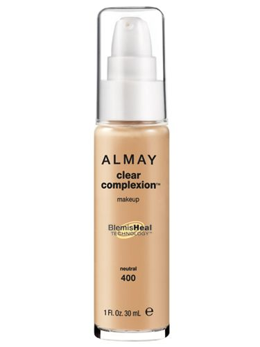 Almay Clear Complexion Blemish Healing Makeup