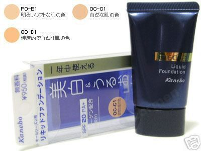 Kanebo Media Makeup Liquid Foundatio