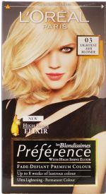 L'Oreal Preference les Blondissimes