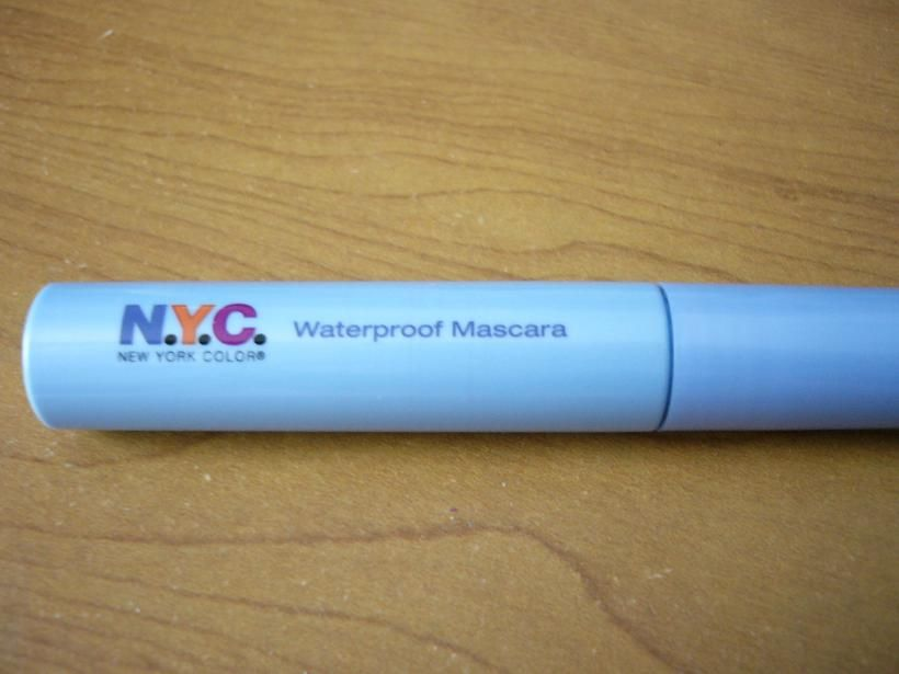 New York Color Waterproof Mascara