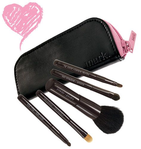 mark Mini Brush Kit- Go With the Pros