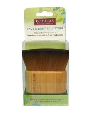 Ecotools  Face and Body Brush