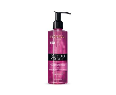 L'Oreal Youth Code Foaming Gel Cleanser