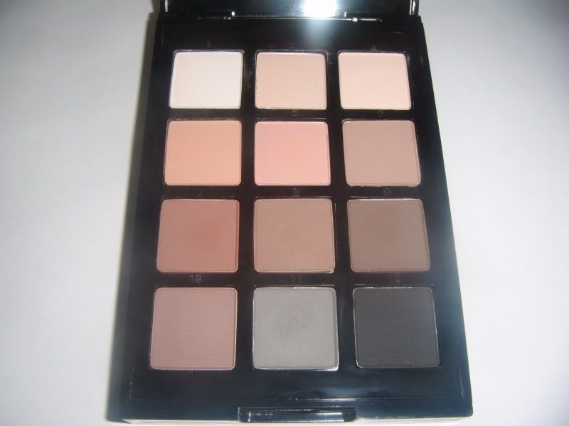 Sonia Kashuk Eye Palette in Neutral