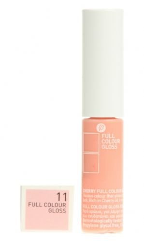 Korres Cherry Full Colour Gloss in 11 Light Pink