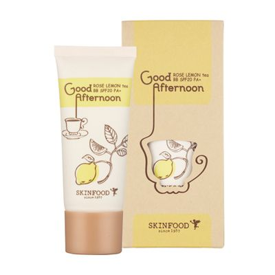 Skinfood Rose lemon tea BB cream SPF20 PA+