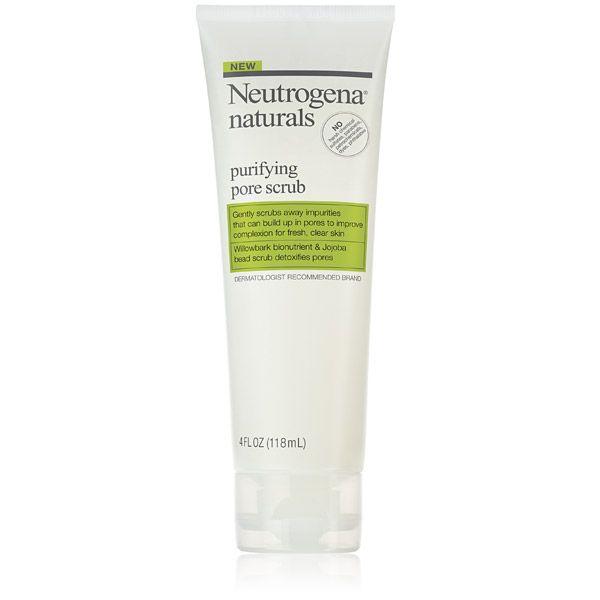 Neutrogena Neutrogena Naturals Purifying Pore Scrub