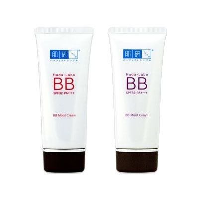 Hada Labo Hyaluronic Acid BB Moist Cream SPF32 PA+++