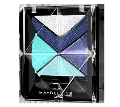 Maybelline Eye Studio Color Explosion Luminizing Eyeshadow 20 Blue Blowout