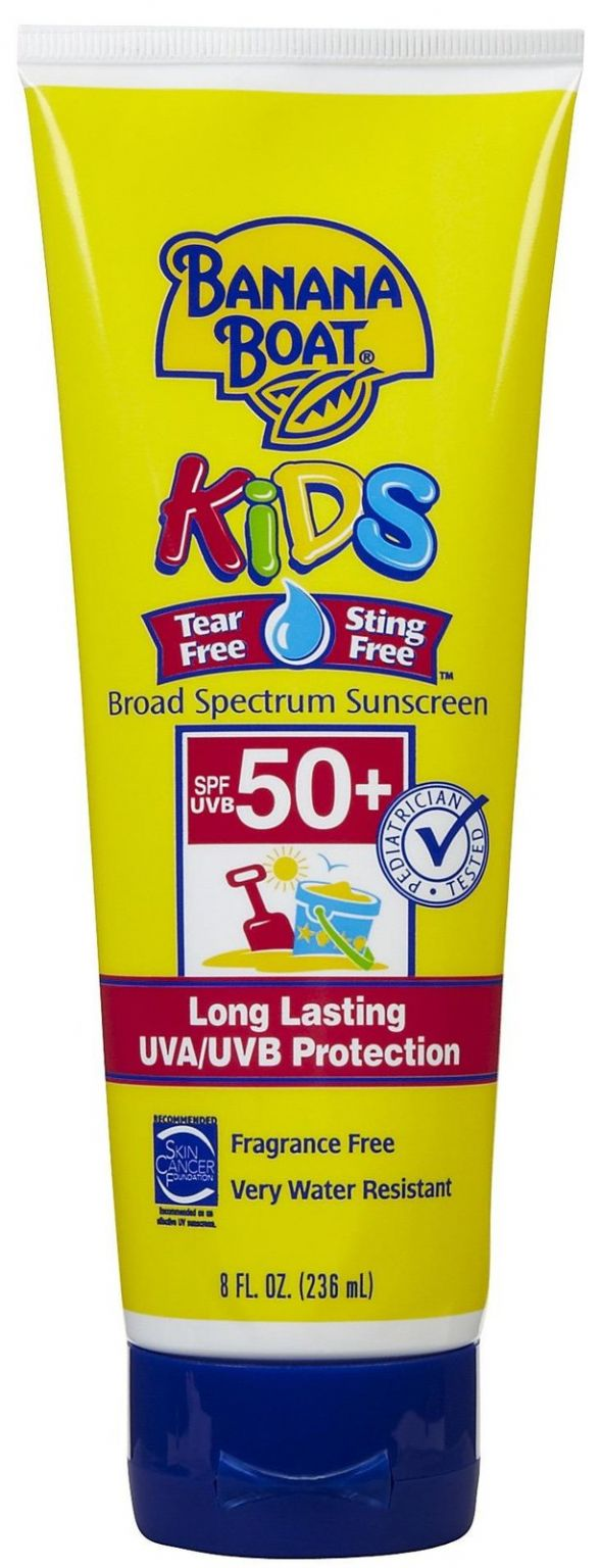 Banana Boat Kids Tear Free SPF50