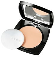 Avon Ideal Shade Pressed Powder