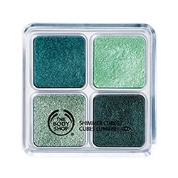 The Body Shop Shimmer Cubes Palette 22