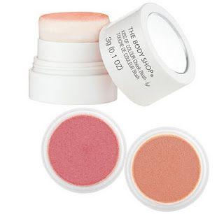 The Body Shop Kiss of Colour Cheek Blush