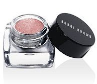 Bobbi Brown Metallic Long-Wear Cream Shadow in Pink Oyster