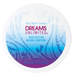 The Body Shop Dreams Unlimited Body Butter