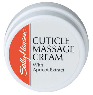 Sally Hansen Cuticle Massage Cream with Apricot Extract