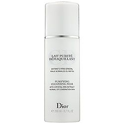 Dior Purifying Cleansing Milk w/ Crystal Iris Extract