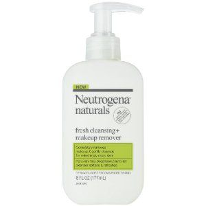 Neutrogena Naturals Fresh Cleanser + Makeup Remover