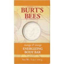Burt's Bees Mango and Orange Energizing Body Bar