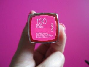 Maybelline Shine Sensational Pop Sticks in Fruit Punch 130