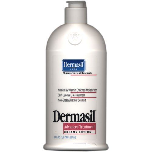 Dermasil Advanced Treatment Creamy Lotion