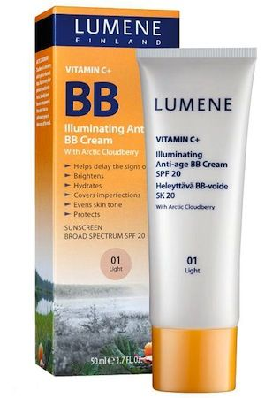 Lumene Vitamin C+ Illuminating Anti-Age BB Cream