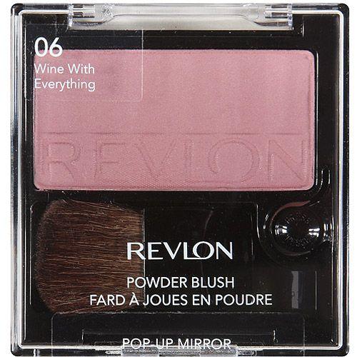 Revlon Powder Blush - Wine With Everything