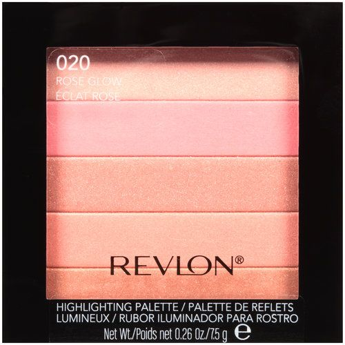 Revlon Highlighting Palette in 020 Rose Glow