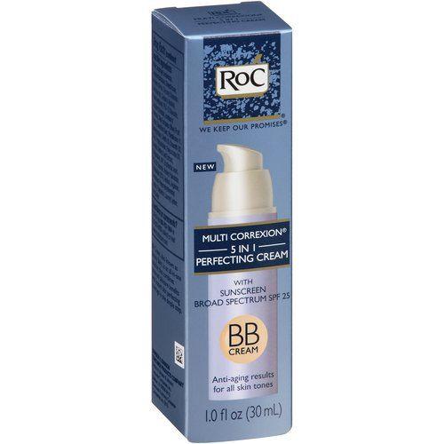 RoC Multi-Correxion 5-in-1 Perfecting BB Cream reviews