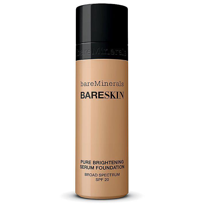 Bare Escentuals bareSkin� Pure Brightening Serum Foundation Broad Spectrum SPF 20