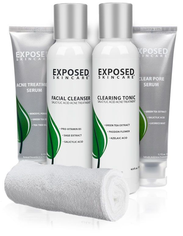 Exposed Skin Care Kit