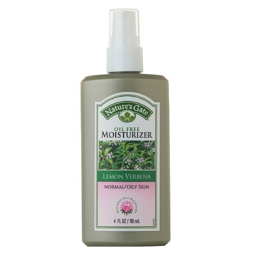 Nature's Gate Oil Free Moisturizer Lemon Verbena Normal/Oily Skin
