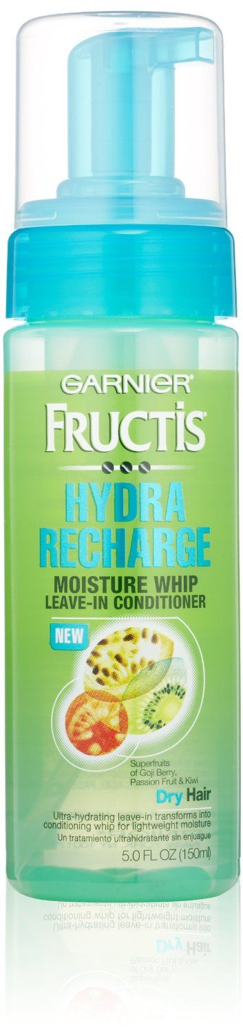 Garnier Hydra Recharge Moisture Whip leave-in Conditioner