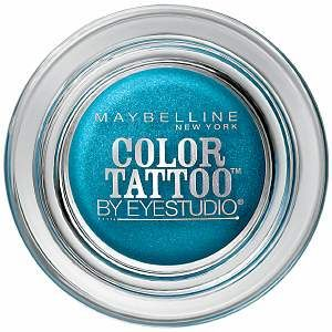 Maybelline Color Tattoo - Tenacious Teal