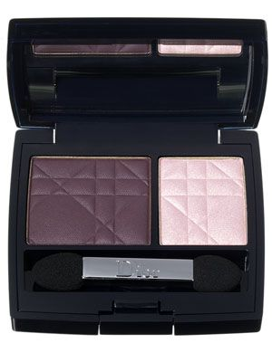 Dior Duo: Purple Look