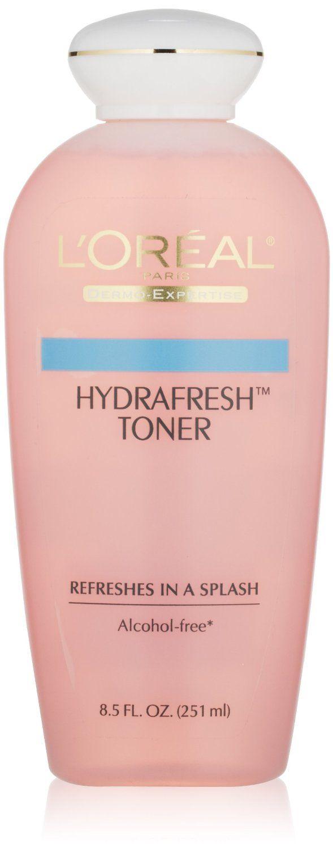 L'Oreal Hydrafresh Toner