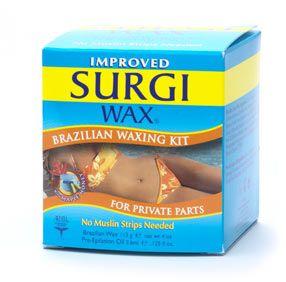 Ardell Surgi Wax Brazilian Waxing Kit