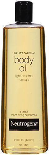 Neutrogena Neutrogena Body Oil