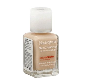 Neutrogena SkinClearing Oil-Free Liquid Makeup