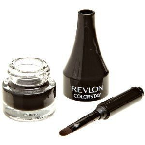 Revlon colorstay cream gel eyeliner in black