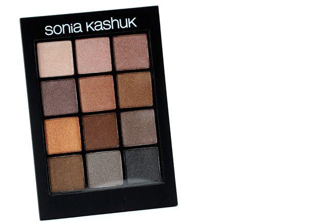 Sonia Kashuk Eye on Neutral Shimmer 3 Palette