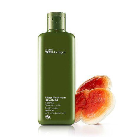 Origins Dr. Andrew Weil for Origins Plantidote Mega-Mushroom Treatment Lotion