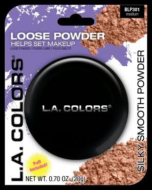 L.A. Colors Professional Series Loose Powder
